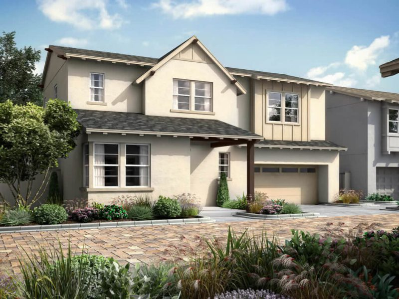 Reverie Plan 2a by William Lyon Homes