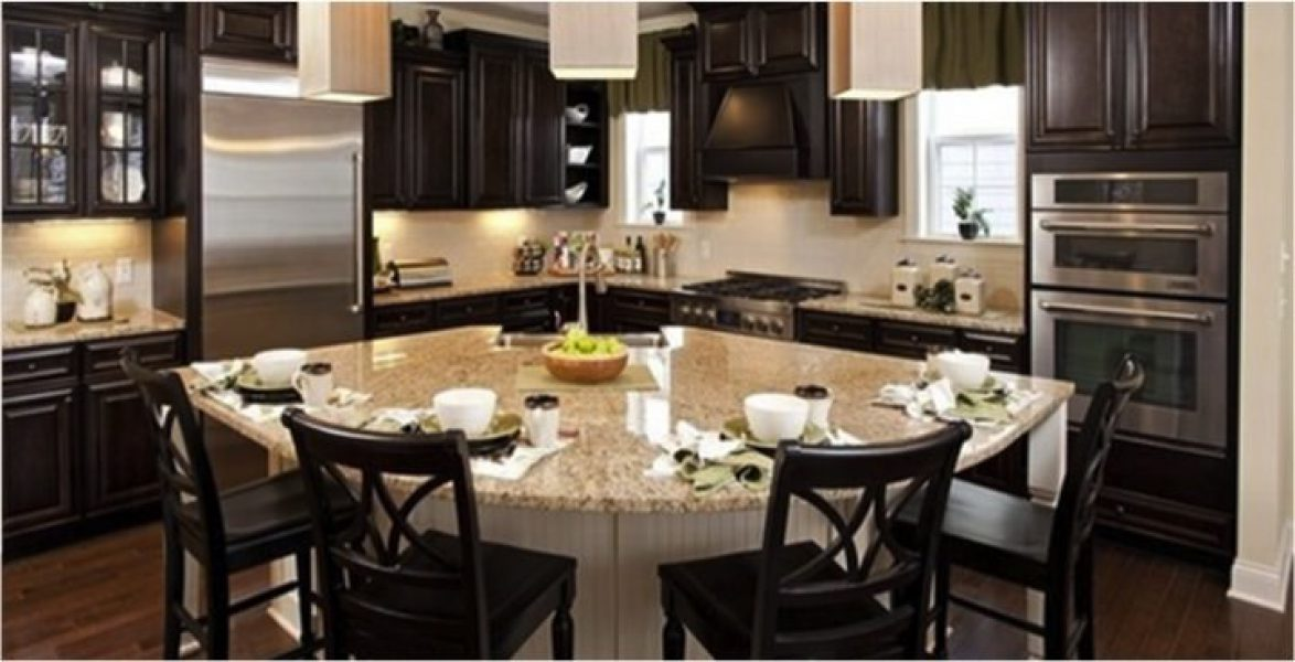 Kitchen Island Del Webb